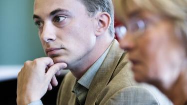 Dansk Folkepartis Pia Kjærsgaard og Morten Messerschmidt bliver indbragt for FN-s Menneskerettighedskomité for racistiske udtryk om muslimer.