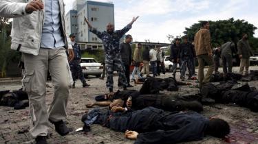 Gaza-striben har været udsat for en massakre: 290 dræbte og 900 sårede på ét døgn. Meget tyder på en israelsk landoffensiv, men det knækker ikke Hamas – de styrkes derimod for hvert nyt israelsk missil