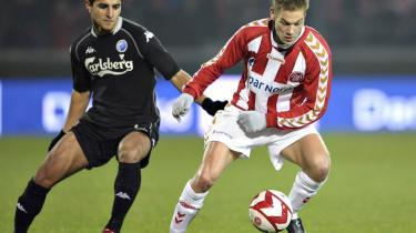 Aab vandt 3-1 over FC København, sidst de to hold mødtes, men når det gælder mediedækning af holdenes Champions League-deltagelse, vinder FCK stort.