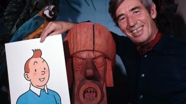 Det er ikke kun Hergés historier om Tintin, der er blevet beskyldt for at have racistiske undertoner. Da den belgiske tegner fik sit første job på et lille, ultrakonservativt dagblad, bestod hans første striber blandt andet af imperialistiske karikaturer af Belgisk Congo.