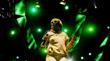 Santogold, der optrådte på sidste års Roskilde Festival, er stjernen inden for den nye globale, elektroniske musik.