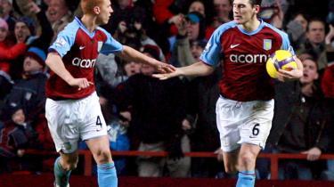 Klar. Aston Villa synes at have fundet formen i år.