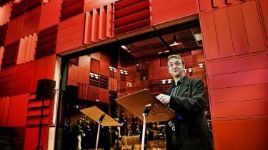 Der er ingen musikgenrer, udtryksformer eller målgrupper, som er for små, store eller sære til, at de kan være hos DR, siger DR-s musikchef Leif Lønsmann.