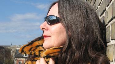 '... fordi den burde være musik.' Inger Christensens sidste interview