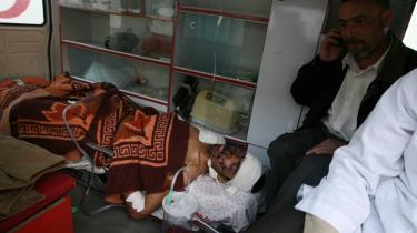 I går forlød det, at Israel sender reservetropper ind i Gaza og forbereder et afgørende slag mod Hamas. I går blev alle ambulancer desuden flyttet til Shifa-hospitalet, da bombardementerne nærmede sig al Quds-hospitalet, hvor mange sårede er blevet bragt hen.