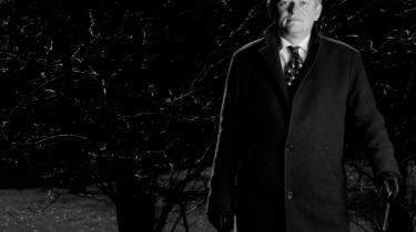 Kritiker. Digteren Søren Ulrik Thomsen, nægter at skulle være neokonservativ, men kalder sig en politisk neutral ideologikritiker.