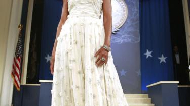 Michelle Obama får i modsætning til tidligere førstedamer ros for sin stil og modesans