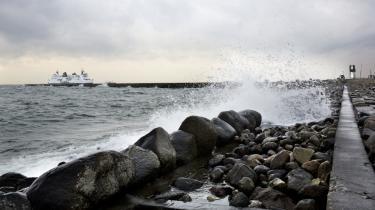 Danmark og Tyskland vil formentlig blive forbundet med en 19 kilometer lang bro fra Rødby på Lolland til Puttgarden på øen Femern ud for den tyske kyst.
