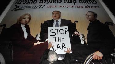 Vil frygten få taget i Israels befolkning, således at Benjamin Netanyahu kommer til magten ved valget den 10. februar?
