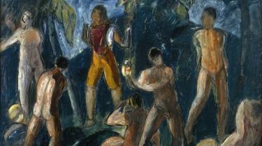 Mikael Wivels bog om dansk kunst i det 20. århundrede er uformelig stor, interessant, irriterende - og væsentlig