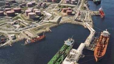 Det norske projekt for carbon capture & storage (CCS) handler om det naturgasfyrede kraft-varmeværk Mongstad nord for Bergen. Værket ejes og drives for StatoilHydro af danske DONG Energy.