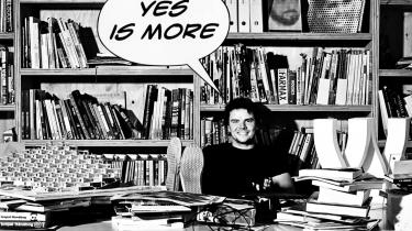 Bjarke Ingels, tegnestuen BIG, siger ja til omstændighederne og prøver at bøje modsætningerne til nye faconer og bæredygtige bebyggelser.