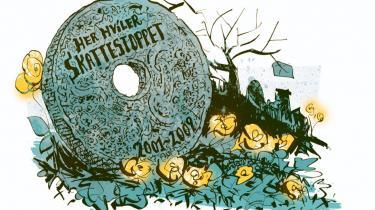Skattestoppet bliver definitivt gennemhullet efter skattereformen, og Anders Fogh Rasmussen bryder dermed et af sine mest effektive og allerhelligste løfter. Alligevel er der næppe nogen vælgere, der vil straffe ham for det