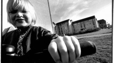 Københavns Kommune skal onsdag godkende igangsættelsen af 620 almene familieboliger og cirka 240 plejeboliger. Det er første gang i 15 år, at et så omfattende byggeri af almene boliger sættes i gang. Her almene lejligheder på Christianshavn.