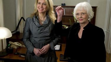 Ved Kvindernes Internationale Kampdag skal vi fokusere på at sikre kvinder mere indflydelse. Jóhanna Sigurdardóttir, den islandske statsminister, er et glimrende eksempel på en handlekraftig kvinde. Flere af dem, tak! ARKIV