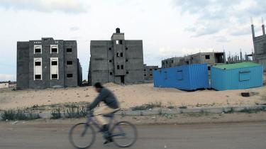 Palæstinenserne sætter sig sammen i forsøg på at bilægge den strid, der har delt befolkningen