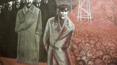 Den tyske historiker Karl Schlögel modtager i weekenden den prestigefyldte pris for Europæisk Forståelse på Leipzig-bogmessen. Her skriver Per Øhrgaard om hans seneste storværk, terror og drøm - Moskva i 1937