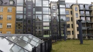 På Sundevedsgade på Vesterbro er der allerede solceller på taget.