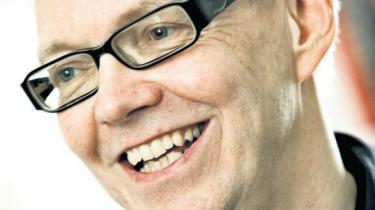 Forfatteren Erling Jepsen glæder sig til 'Kærestesorger', lytter til Rammstein og synes næsten, han burde forbyde sin datter at se 'X Factor'