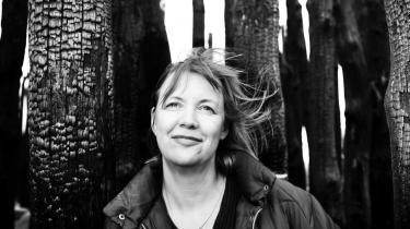 Katrine Marie Guldager har skrevet en bog om danskerne og den betydning, familien spiller midt i en brydningstid. Samtidsportrætter kalder hun sine nye noveller