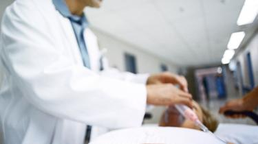 Har Information fuldstændig overset alle de forbedringer og investeringer, der er sket i sundhedsvæsnet siden år 2001? Model
