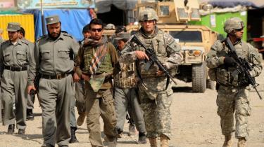 Amerikanerne har tilsyneladende planer om at udvide krigen mod Taleban til den pakistanske Baluchistan-provins, der grænser op til bl.a. Helmand-provinsen.