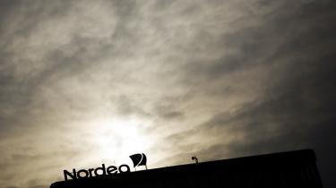 Letlands premierminister, Valdis Dombrovskis, kaldte for nylig de tre store svenske banker Swedbank, SEB og Nordea en del af problemet i forbindelse med sammenbrudet i landets økonomi.