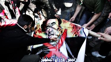 Under Muhammed-krisen i 2006 blev Anders Fogh Rasmussen lagt for had i store dele af den arabiske verden. Den arv diskvalificerer i fleres øjne Fogh som generalsekretær for NATO.