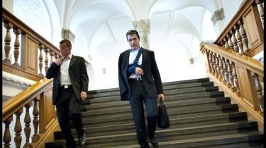 Danmarks tidligere statsminister fornægtede sig ikke i sin nye tyrkiske forklarelse forleden