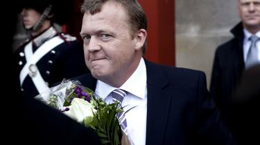 Den nyudnævnte statsminister, Lars Løkke Rasmussen, gør klogt i at sætte fokus på det borgernære og værdikampen, hvis han vil være sikker på, at Dansk Folkeparti også fremover vil støtte VK-regeringen, siger Dansk Folkepartis Peter Skaarup.