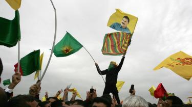 Lokalvalget 29. marts bekræftede den lokale befolknings opbakning til den kurdiske sag i Diyarbakir, hvor den fængslede PKK-leder Abdullah Öcalan stadig er populær - ligesom tv-stationen Roj tv.