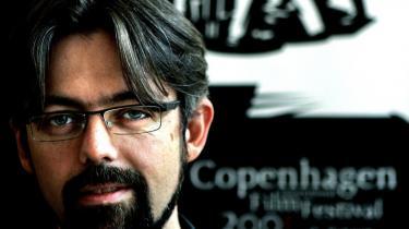 -Filmene, der vises i de danske biografer, bliver mindre og mindre varierede- siger festivalchef Jacob Neiiendam. Arkiv
