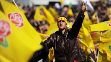 Oliebyen Batmans kurdiske borgmester håber på, at lokal-valgssejren til det kurdiske parti, DTP, vil føre til reformer. 'Hvis ikke, kan det ende med, at vi må tage til fronten,' siger han