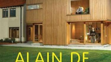 Den engelske bestseller Alain de Botton har skrevet en blanding af arkitektonisk appetitvækker og traktat om livsstil