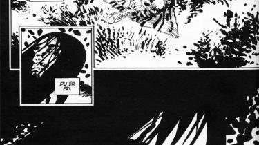 Moralske eventyr og hårdkogt naturalisme i nye tegneserier