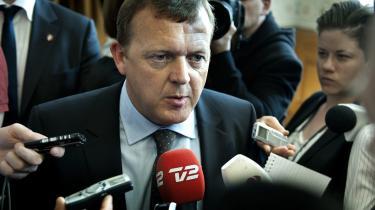 Spin. Må Lars Løkke brokke sig over at spindoktorerne fylder. Ja, det må han godt.