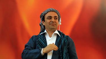 Osman Baydemir, borgmesteren for den kurdiske hovedby Diyarbakir, er en af de kurdisk-nationalistiske politikere, der er anklaget for statsfjendtlig virksomhed. Tirsdag fik han en nye fængselsdom på 10 måneder for »opfordring til separatisme«.