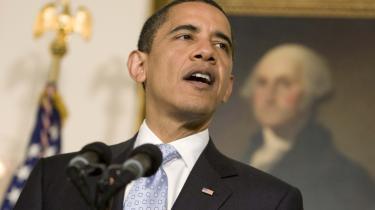 Præsident Barack Obamas afstandtagen fra nogle af Bush-regimets politikker og retorik synes at demonstrere et skifte fra god/ond-perspektivet til en mere nuanceret synsvinkel på internationale relationer.