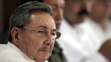 Den cubanske præsident Raul Castro havde sagt, at han var villig til at diskutere -alt- med amerikanerne. Men han havde ikke taget sin storebror i ed.