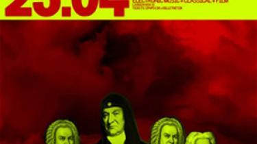 Slovenske Laibach er stadig et besværligt bekendtskab, selv når de falder til den finkulturelle pat for at fortolke Bach i Marmor-kirken. For man er stadig nødt til både at grine og fortolke og græmmes, før man for alvor kan påskønne deres værk