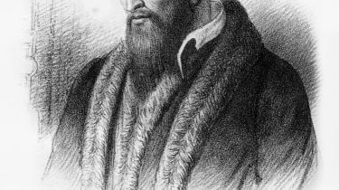 I 500-året for Jean Calvins fødsel er der udsendt en ny udgave af reformationstænkerens samlede værker. Det bør interessere andre end teologer og troende