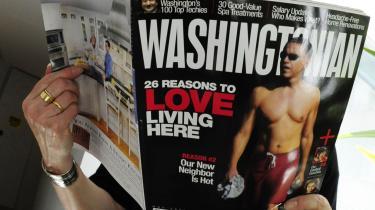 Er dette manipulerede billede af Barack Obama for meget? Ja, vil de fleste sige - men bladet,der har bragt det, bliver solgt alligevel.