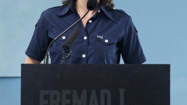 Enhedslistens Christine Lundgaard blev under weekendens årsmøde valgt til den fjerde post på partiets liste.