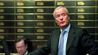 Lars Thunell fra Verdensbanken mener, at krisen har vist, at markedet har behov for at blive reguleret og begrænset.