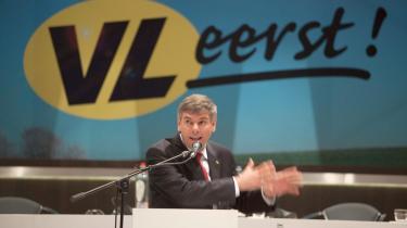 Filip Dewinter fra det stærkt højreorienterede belgiske parti Vlaams Belang ønsker et uafhængigt Flandern. Andre går til valg på antisigøjner-budskab, og det kan være svært at forene den slags forskelligheder i Europa-Parlamentet, mener flere.