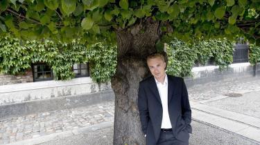 Morten Messerschmidt er spidskandidat for Dansk Folkeparti til valget til Europa-Parlamentet den 7. juni.