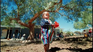 De potentielle omkostninger ved det politiske og økonomiske limbo, som Somaliland befinder sig i, blev demonstreret i oktober sidste år, da en række koordinerede selvmordsangreb dræbte 29 mennesker og rokkede ved den relative stabilitet i hovedstaden Hargeisa. Her et børnehjem i hovedstaden.