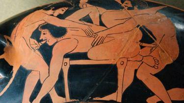 I Petronius's 'Satyricon' er det ikke moral, men lyst og lejlighed, der styrer - og man havde et afslappet forhold til gejle fyre, der var gejle med hinanden.