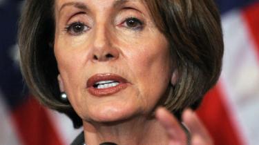 Den demokratiske formand for Repræsentanternes Hus, 69-årige Nancy Pelosi, udtalte sig i embedsmedfør, men den efterfølgende kritik er særdeles personlig.