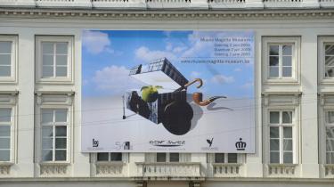 42 år efter sin død har René Magritte fået sit eget museum i Bruxelles.